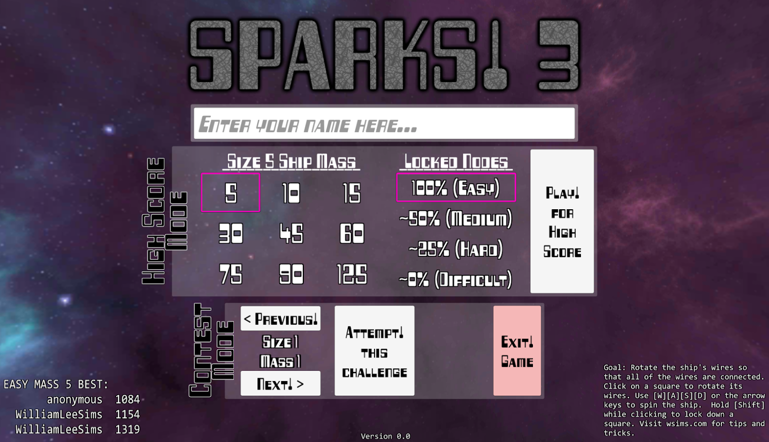 Sparks! 3- screenshot