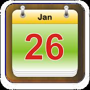 Algeria Calendar 2019