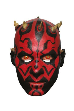 Pappmask, Darth Maul Star Wars