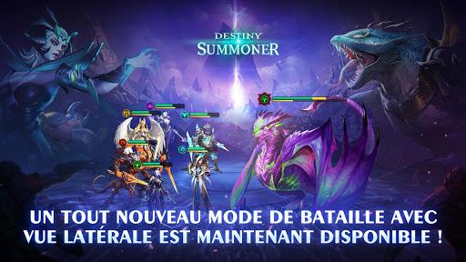 Destiny Summoner captures d'u00e9cran 1