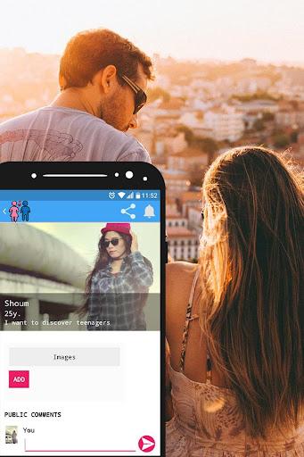 Teen Chat Room: Teen Dating App - Meet Teenagers 2 0 Apk