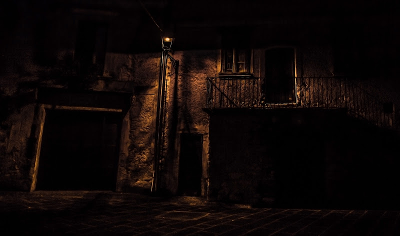 scorcio notturno di Massimiliano zompi