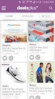Screenshot of Coupons App & Weekly Ads