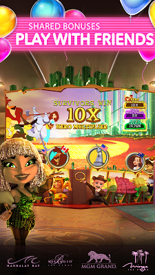 POP! Slots - Free Vegas Casino Slot Machine Games - screenshot