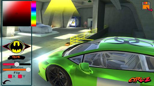 Huracan Drift Simulator Apk 2