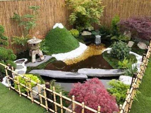 极简主义园林设计