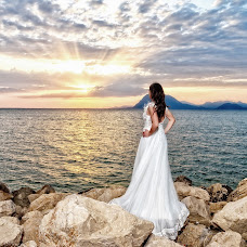 Wedding photographer Kostas Sinis (sinis). Photo of 13.06.2018