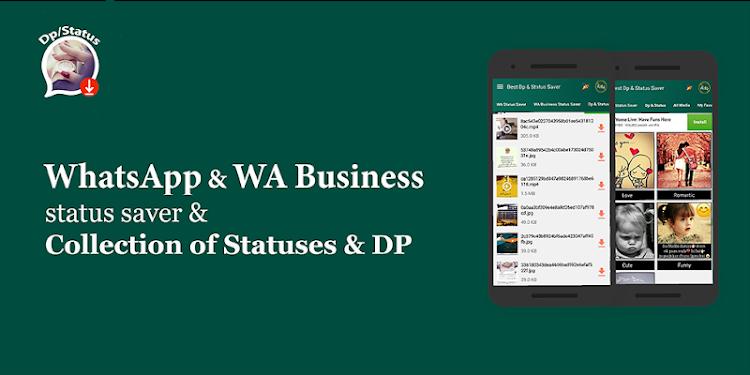 Best Dp Status Saver Android Aplicaciones Appagg