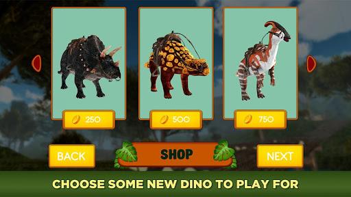Evolved Dino Rider Island Survival screenshot 3