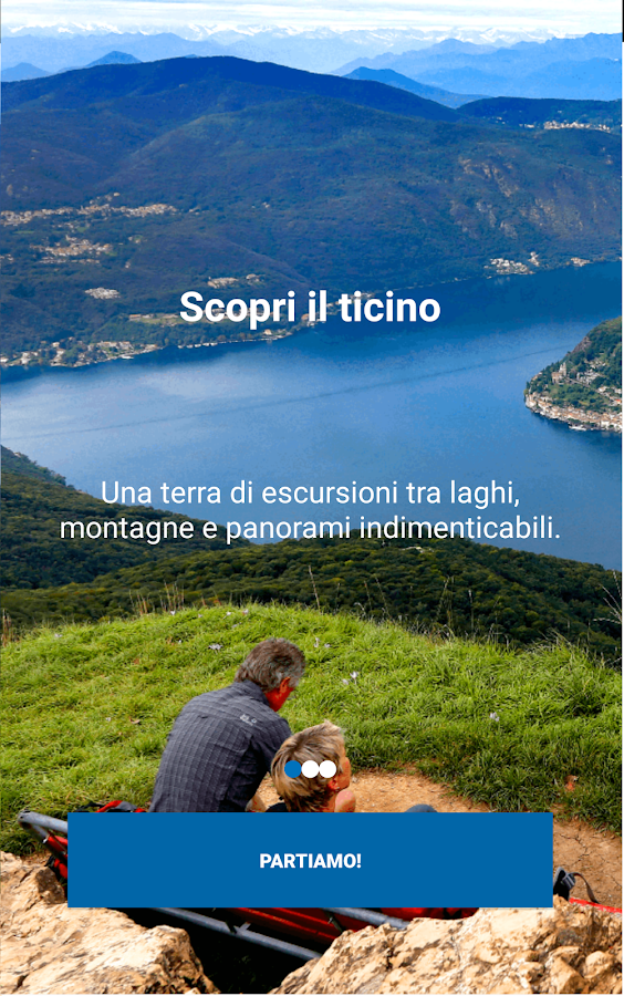 hikeTicino – Screenshot