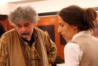 Photo: Laura MARCOLINI e Aldo PISCIUTTA
