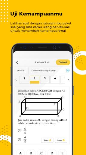 Zenius - Belajar Online android2mod screenshots 5