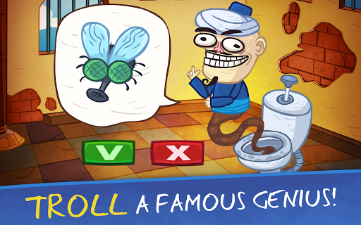 Troll Face Quest: Video Games 2 - Tricky Puzzle 1.6.0 screenshots 6