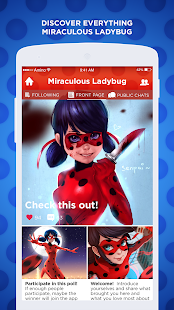 Miraculous Ladybug Amino mod unlimitted apk - Download