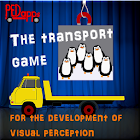 The transport game icon