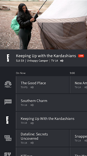 E! screenshot 4