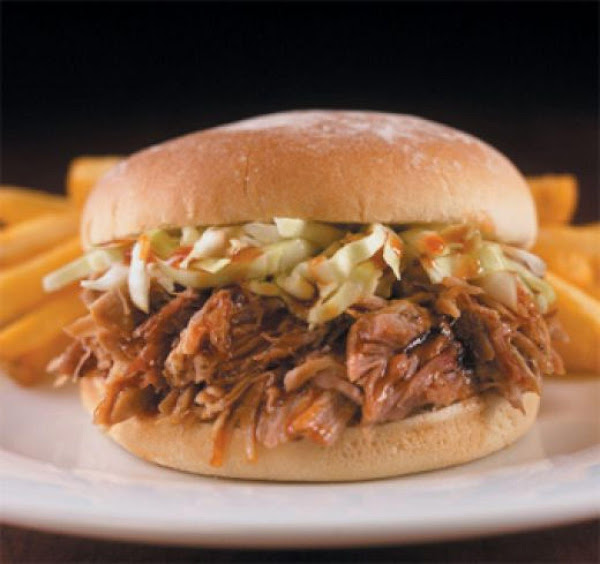 Texas Slow Cook Pulled Pork Recipe
