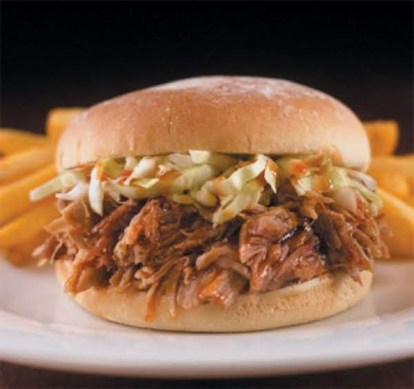 Texas Slow Cook Pulled Pork