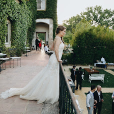 Wedding photographer Ulyana Lenina (UlichKulich). Photo of 31.08.2017