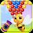 New Bubble Shooter Adventure Bee Bubble Icône