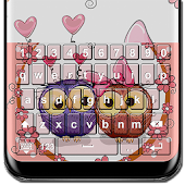 Cute Owl Keyboards App