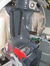 Photo: The Mercury seat