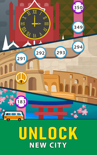 Solitaire Landmark: Brained Out Puzzle Card apkmind screenshots 16