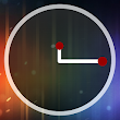 Minimalist Analog Clock Widget