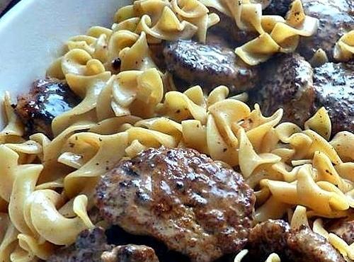 Frikadeller Meat Patties With Sauce Recipe