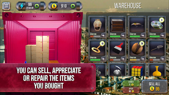 Game Wars for the containers. APK for Windows Phone
