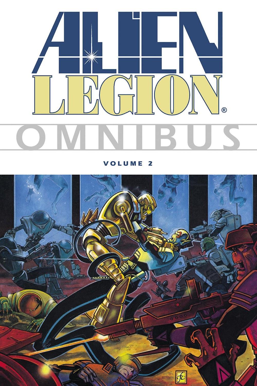 Alien Legion Omnibus Vol. 2 (2010)