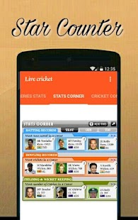 Download Live Cricket For PC Windows and Mac apk screenshot 3