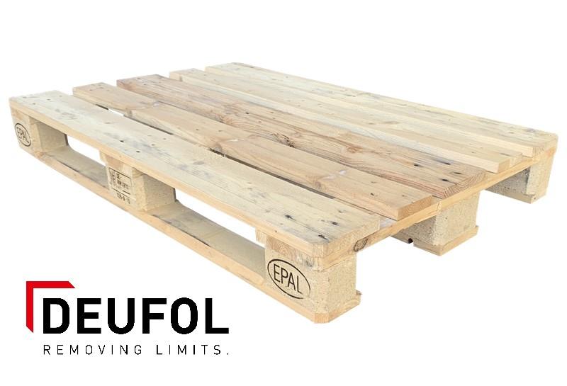 Europallet NIEUW  - 1200mm x 800mm  - EPAL