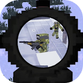 Pixel Sniper: Survival Games