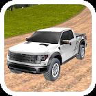 4x4 Pickup Race icon