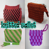 Knitted Wallet