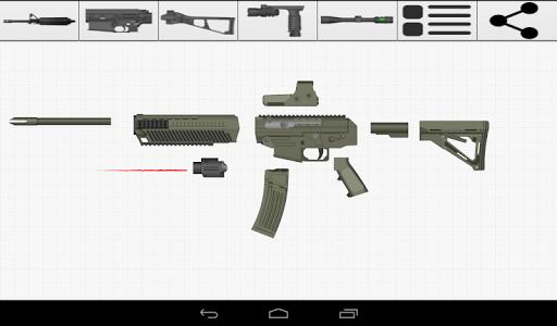 Weapon Builder Pro screenshot 2