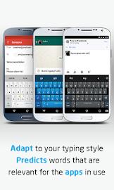 Adaptxt Free Keyboard Screenshot 3