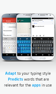 Adaptxt – Free Keyboard - screenshot thumbnail