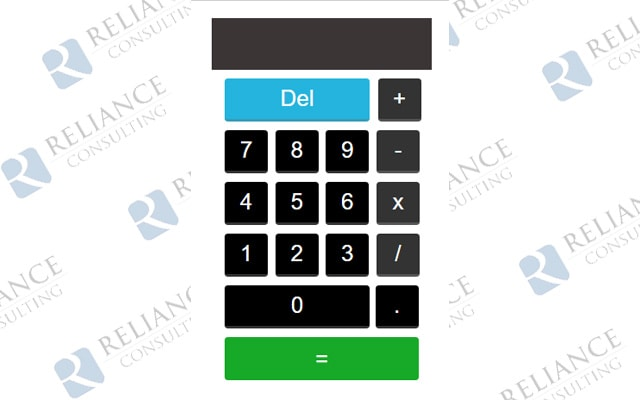 Corporate Services Calculator