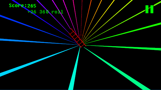 Spectrum Tunnel 3D- screenshot thumbnail