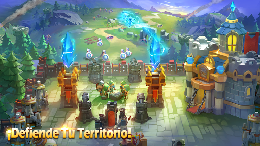 Castle Clash: Escuadru00f3n Audaz  screenshots 2