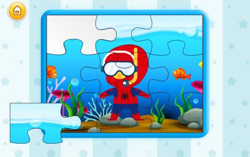 玩免費休閒APP|下載Puzzle Game for Kids app不用錢|硬是要APP