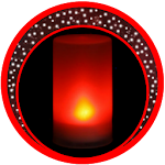 Night Light Relaxation Icon