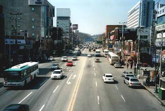 Photo: Gyomun-Dong, Guri-Si, Korea
