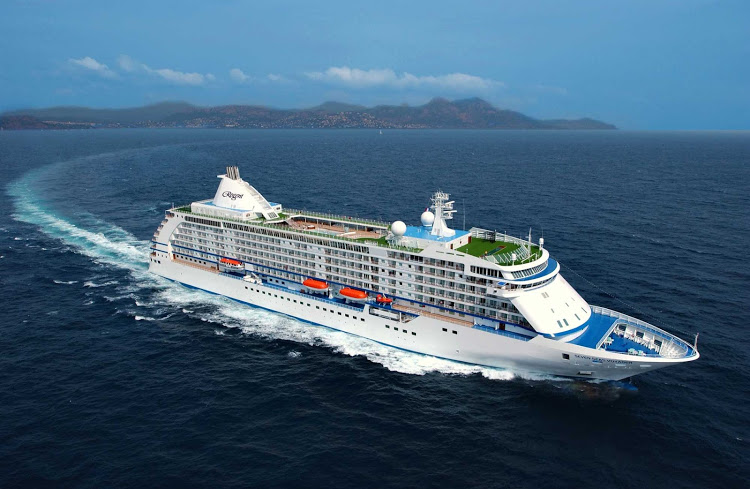 Seven Seas Voyager will receive a multimillion-dollar upgrade later this month.