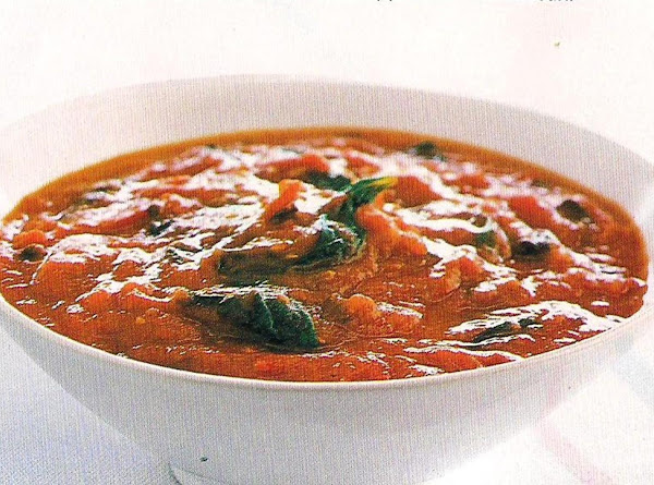 Tomato Sauce With Double Basil Recipe