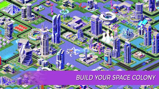 Designer City: Space Edition 1.20 screenshots 1
