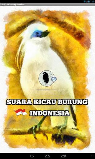 Suara Kicau Burung Indonesia