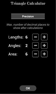 Triangle Calculator - náhled